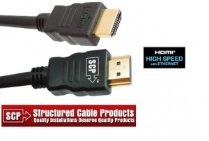 Kabel HDMI 2.0 High Speed with Ethernet od 0,9 m do 4,6 m