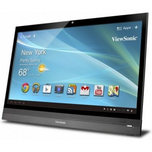 Monitor ViewSonic VSD221 dotykowy z systemem Android