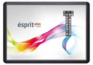 Tablica interaktywna Esprit Plus 80""