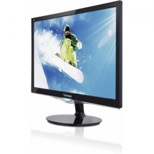 Monitor ViewSonic VX2452MH Full HD LED dla graczy