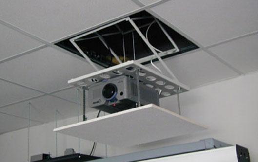 Winda Sufitowa Do Projektora Videolift Vl230 Zakres Pracy Do 230